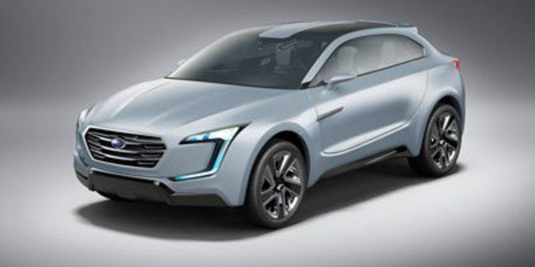 Conocemos lo que Subaru presentará en Tokio