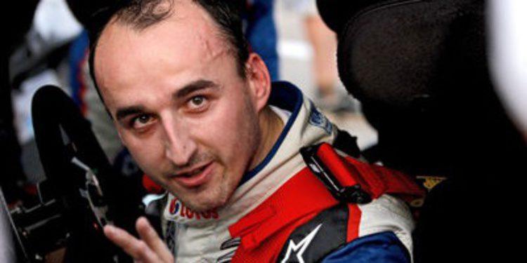 Robert Kubica mira al futuro tras su título en WRC2