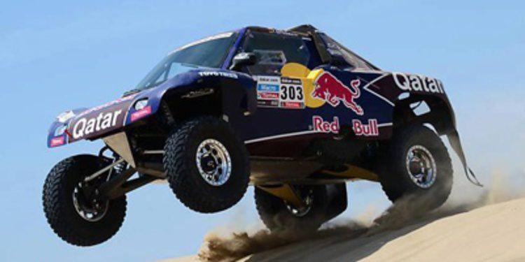 El desierto de Almería se disfraza de Dakar