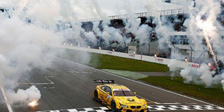 El DTM presenta el video resumen de la temporada 2013