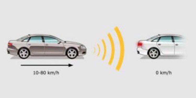 EuroNCAP prueba sistemas de frenado autónomo