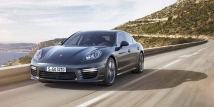 Porsche presenta el Panamera Turbo