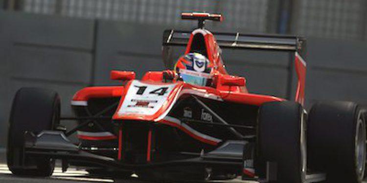Ellinas cierra la temporada con victoria en Abu Dhabi