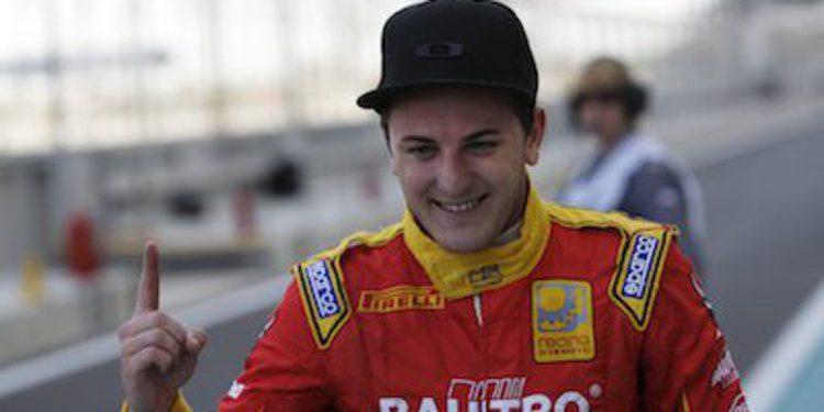 Rossi gana en Abu Dhabi y Fabio Leimer es el campeón de GP2