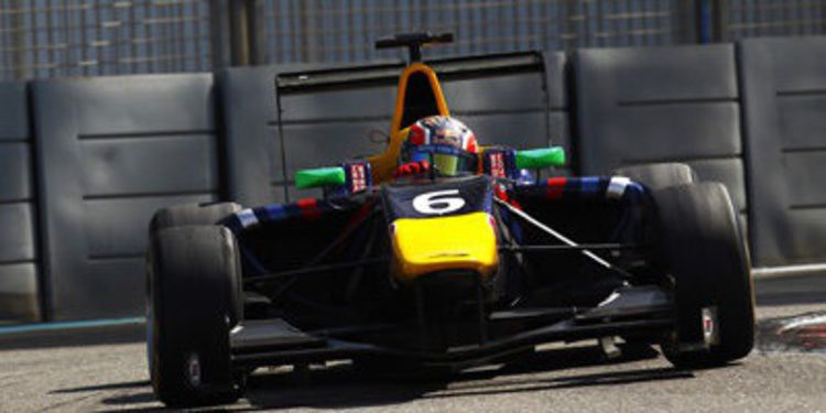 Daniil Kvyat redondea su temporada con el título de GP3