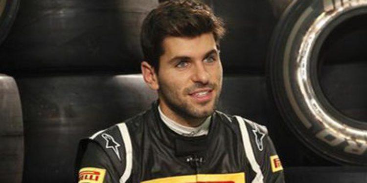 Mercedes probará a Jaime Alguersuari para el DTM