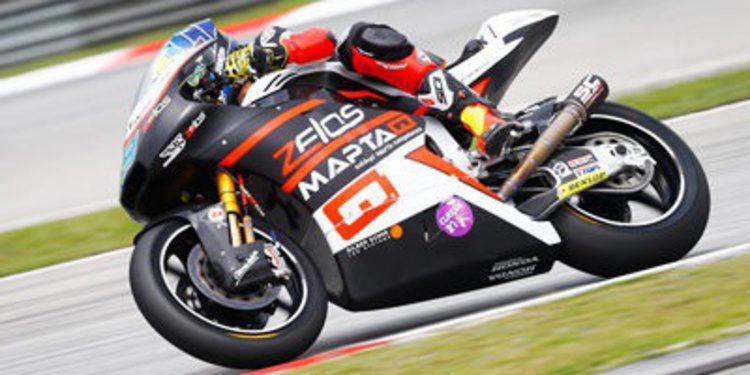 Xavier Simeon apuesta por Gresini Moto2 para 2014