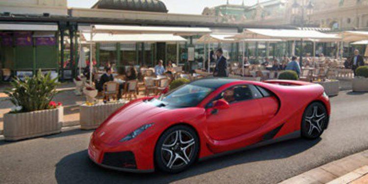 El GTA Spano probará suerte en los Emiratos Árabes