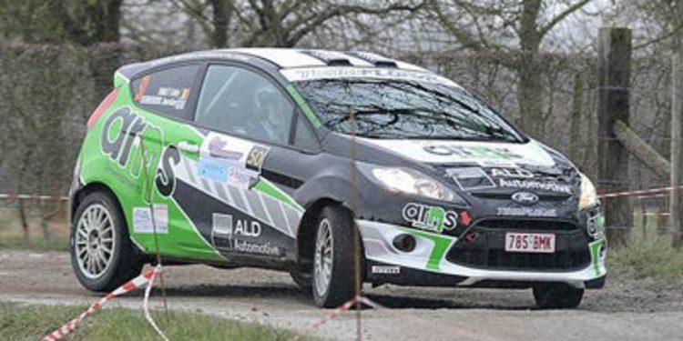 Once pruebas en el WRC2 2014 para Jourdan Serderidis