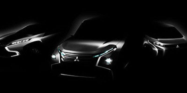 Mitsubishi con tres concept cars en Tokio