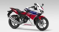 EICMA 2013: Honda CBR300R