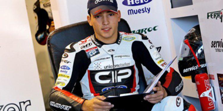 Juanfran Guevara ficha por Aspar Moto3 para 2014