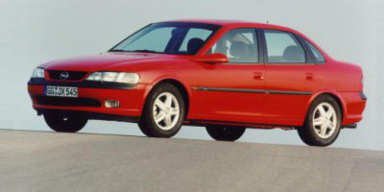 El Opel Vectra cumple 25 años