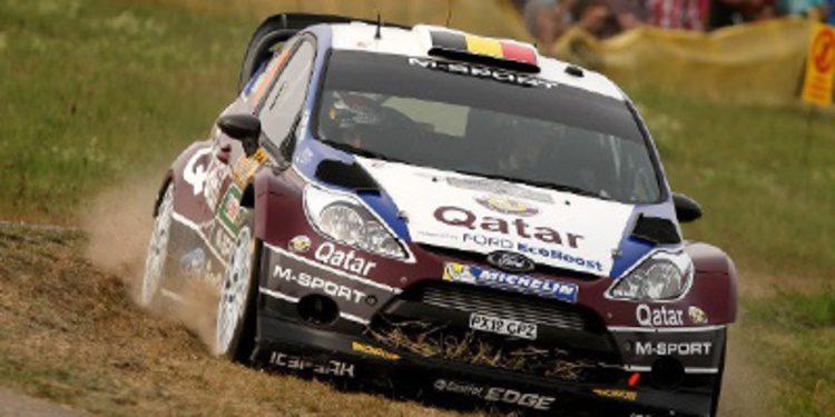 M-Sport decepcionada con la decisión de Thierry Neuville