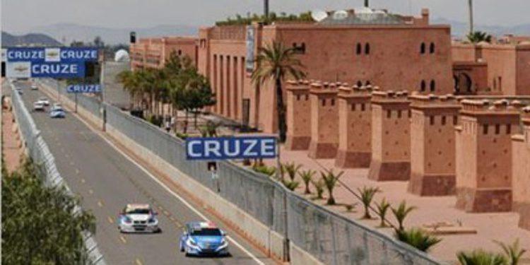 Marrakech abriría la temporada por primera vez en el WTCC