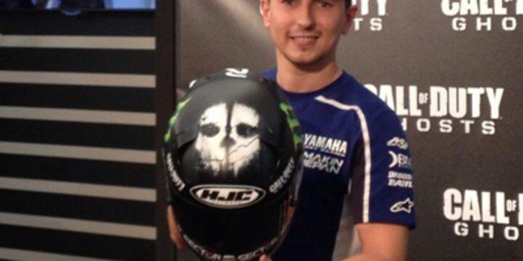 Jorge Lorenzo quiere revalidar título de MotoGP en Valencia