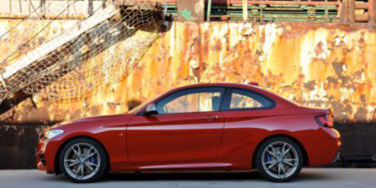 Gama y precios de la nueva serie 2 de BMW