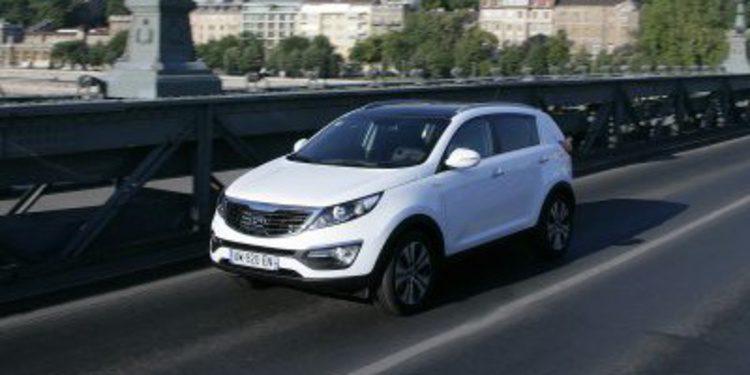 Nuevo nivel de acabado Drive Plus para el Kia Sportage
