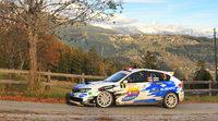 Andreas Aigner líder del Rally du Valais entre sanciones
