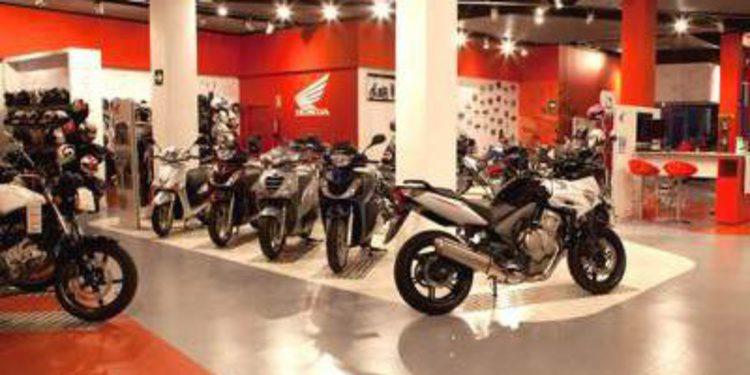 Se matriculan un 25% más de motos en octubre de 2013