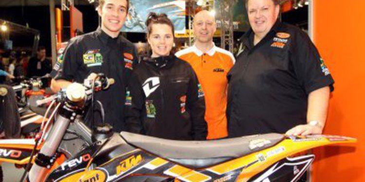 MXGP: Simpson y Pocock firman por HM Plant KTM UK