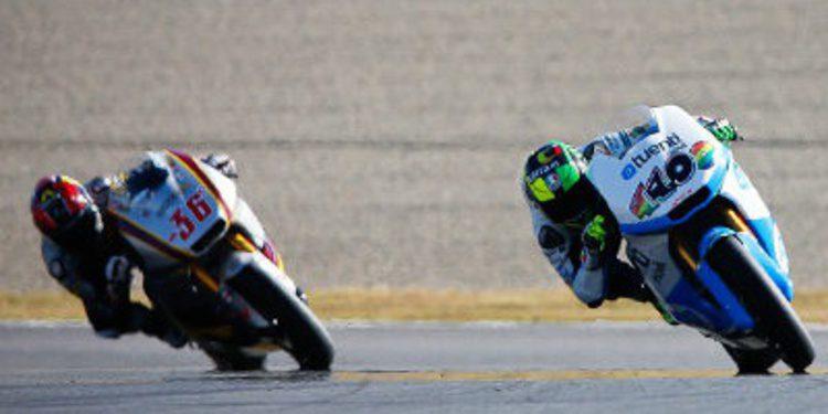 Pol Espargaró se anota los FP1 de Moto2 en el Ricardo Tormo
