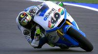 Pol Espargaró, rey de Moto2 y del viernes en Cheste