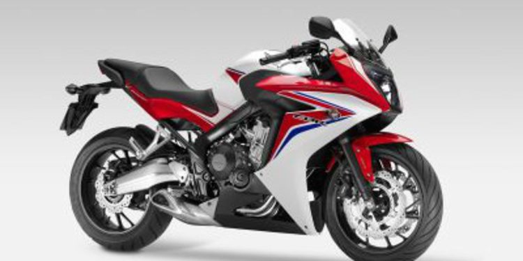 EICMA 2013: Honda CBR650F