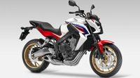 EICMA 2013: Honda CB650F