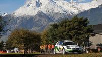 Esapekka Lappi ronda la victoria en el Rally du Valais
