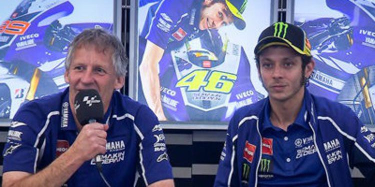 El divorcio de Valentino Rossi y Jeremy Burgess