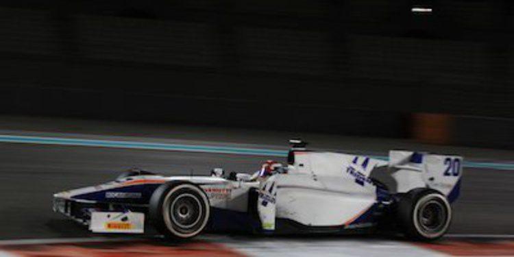 Marciello deslumbra en la primera jornada de post temporada de GP2 en Abu Dhabi