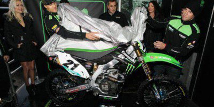 KRT tendrá a Monster Energy como sponsor principal