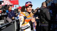 Marc Márquez es el campeón de MotoGP más joven