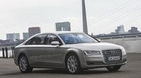 El Audi A8 L W12 se sube al carro del ahorro de combustible