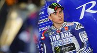 Jorge Lorenzo domina el arranque del test de MotoGP en Valencia