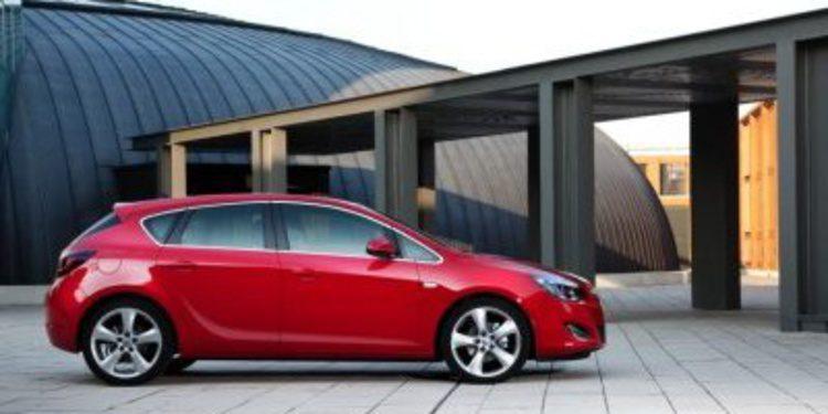 Opel estrena el nuevo 1.6 CDTI en la gama Astra 2014
