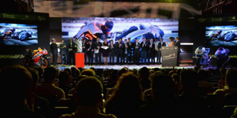 La Gala de Premios de MotoGP cierra 2013