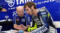 Rossi estrena mecánico jefe, Silvano Galbusera
