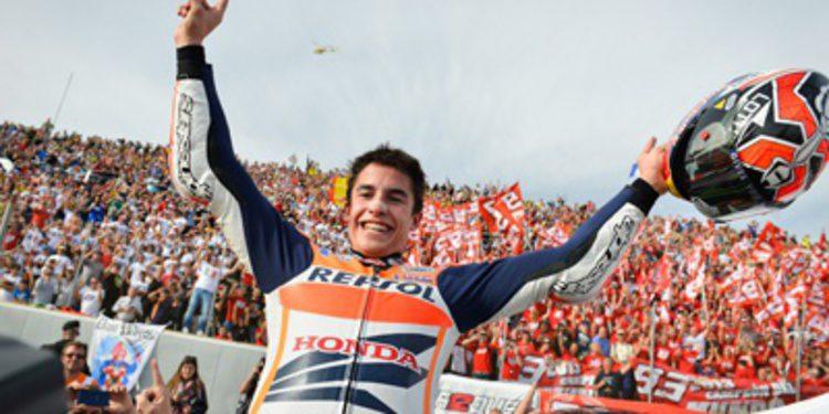 Marc Márquez: 3 títulos y un año de récords en MotoGP