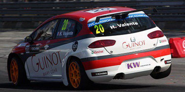 Konstantin Calko piloto de Campos en Macao