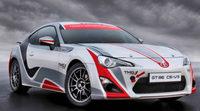 Toyota suma un GT86 R3 en su regreso a los rallies