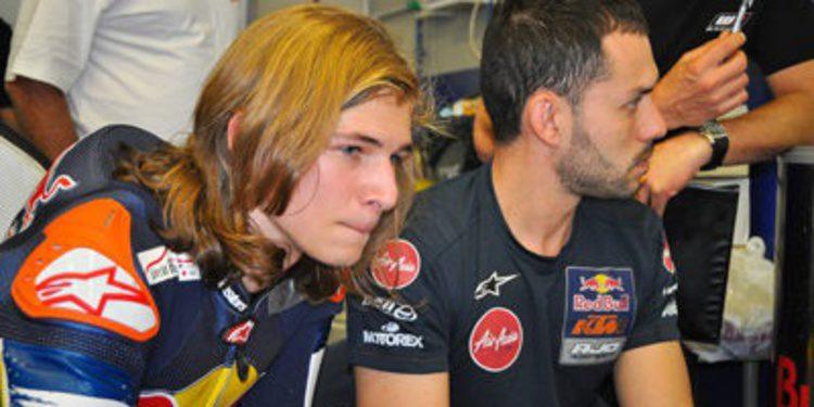 Caras nuevas en el test de Moto2 y Moto3 en Jerez