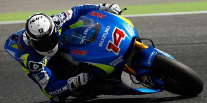 Randy de Puniet no formará parte de MotoGP en 2014