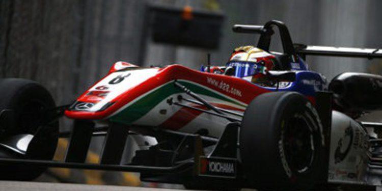 Rafaelle Marciello pole para la Qualifying Race del GP de Macao de F3