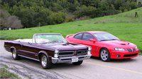 La historia de los 50 años del Pontiac GTO (I)