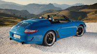 Porsche trabaja ya en el 991 Speedster