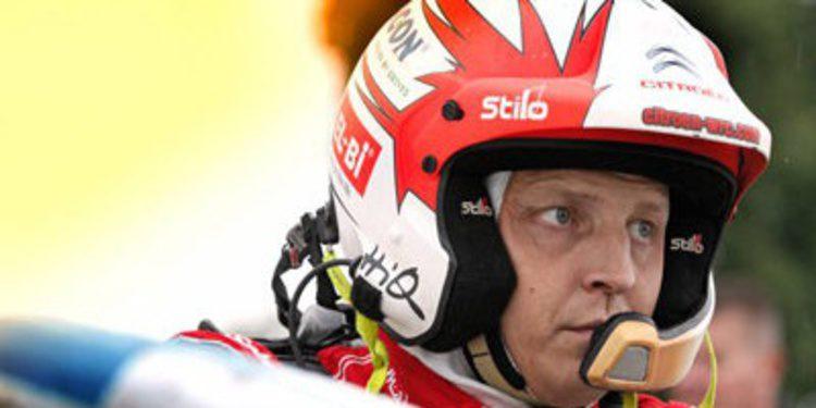 Mikko Hirvonen muy cerca de volver a M-Sport