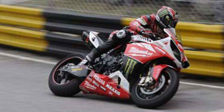Ian Hutchinson gana el 47º GP de Macao de Motociclismo
