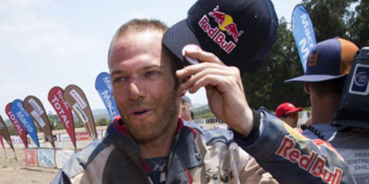 Kurt Caselli muere en la Score Baja 1000